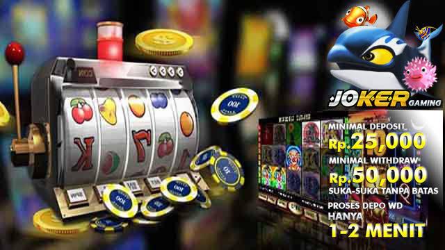 Daftar Slot Joker 123 Dijamin Cepat