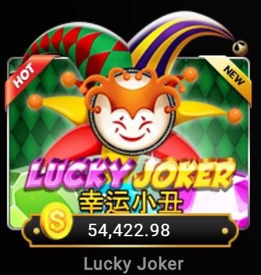 lucky joker games terbaru
